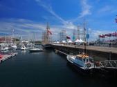 Tall Ship Race in Coruña