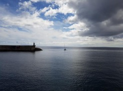 Die Good Times läuft in Porto Santo ein