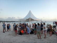 Potluck Party am Strand